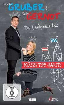 Monika Gruber & Viktor Gernot: Küss die Hand, DVD