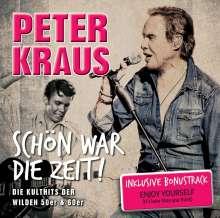 Peter Kraus: Schön war die Zeit!, CD