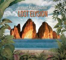 Herbert Pixner: Lost Elysion (Special-Edition), CD