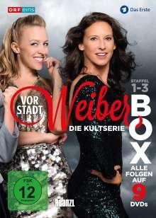 Vorstadtweiber Staffel 1-3, 9 DVDs