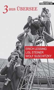 3 aus Übersee: Erich Lessing - Lisl Steiner - Wolf Suschitzky, DVD