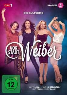 Vorstadtweiber Staffel 4, 3 DVDs