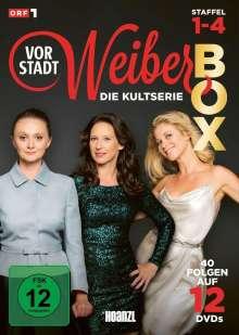 Vorstadtweiber Staffel 1-4, 12 DVDs