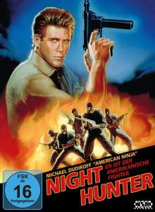 Night Hunter, DVD