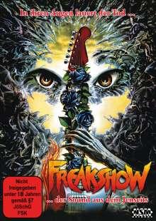 Freakshow, DVD