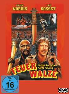 Feuerwalze, DVD