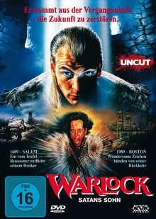 Warlock - Satans Sohn, DVD