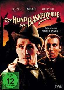 Der Hund von Baskerville (1959), DVD