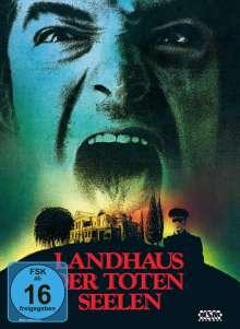 Landhaus der toten Seelen (Blu-ray & DVD im Mediabook), 1 Blu-ray Disc und 1 DVD