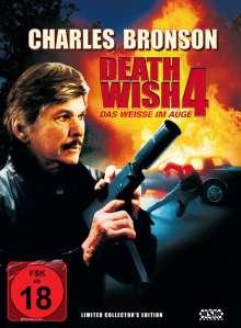 Death Wish 4 - Das Weisse im Auge (Blu-ray & DVD im Mediabook), 2 Blu-ray Discs