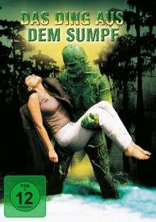 Das Ding aus dem Sumpf, DVD
