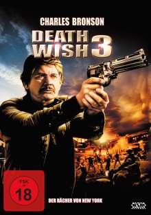 Death Wish 3 - Der Rächer von New York, DVD