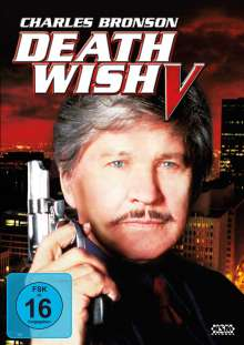 Death Wish 5 - Antlitz des Todes, DVD