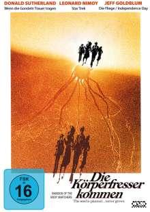Die Körperfresser kommen, DVD