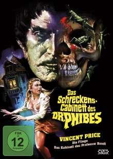 Das Schreckenskabinett des Dr. Phibes, DVD