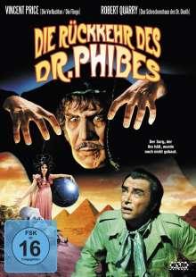 Die Rückkehr des Dr. Phibes, DVD