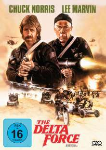 Delta Force, DVD