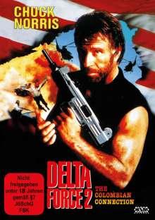 Delta Force 2, DVD
