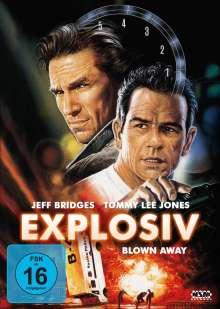 Explosiv, DVD