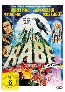 Der Rabe (1963), DVD
