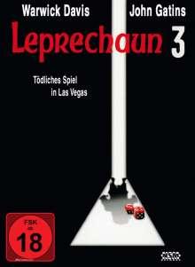 Leprechaun 3 (Blu-ray & DVD im Mediabook), 2 Blu-ray Discs