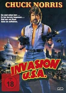 Invasion U.S.A., DVD