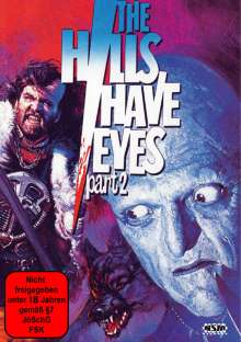 The Hills Have Eyes 2, DVD