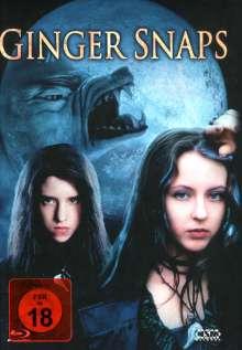 Ginger Snaps: Das Biest in dir (Blu-ray & DVD im Mediabook), 1 Blu-ray Disc und 1 DVD