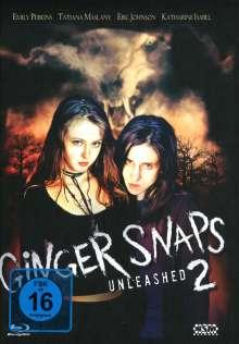 Ginger Snaps 2: Entfesselt (Blu-ray & DVD im Mediabook), 2 Blu-ray Discs