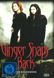 Ginger Snaps 3: Der Anfang (Blu-ray & DVD im Mediabook), 2 Blu-ray Discs