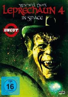 Leprechaun 4, DVD