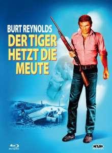 Der Tiger hetzt die Meute (Blu-ray & DVD im Mediabook), 1 Blu-ray Disc und 1 DVD