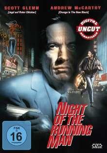 Night of the Running Man, DVD