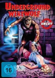 Underground Werewolf, DVD