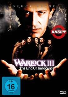Warlock 3 - Das Geisterschloss, DVD