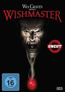 Wishmaster, DVD