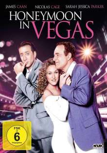 Honeymoon in Vegas, DVD