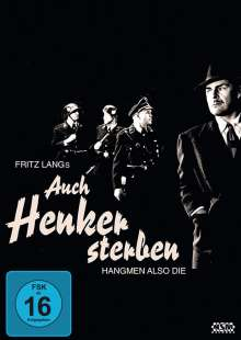 Auch Henker sterben, DVD