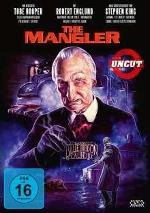 The Mangler, DVD