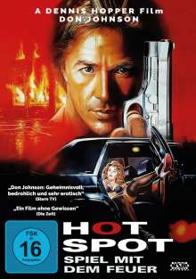 The Hot Spot, DVD