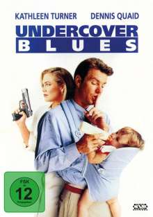Undercover Blues, DVD