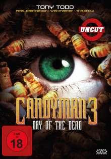 Candyman 3, DVD