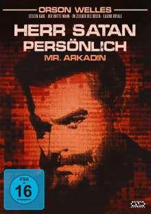 Herr Satan persönlich, DVD