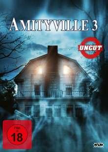Amityville 3, DVD