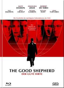 The Good Shephered - Der Gute Hirte - Mediabook - Limited Collector's Edition Cover A  (+ DVD), Blu-ray Disc