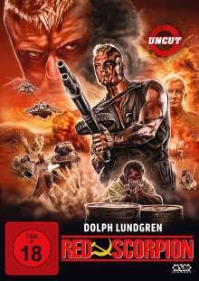 Red Scorpion, DVD