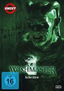Wishmaster 2 - Das Böse stirbt nie, DVD