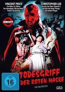 Im Todesgriff der roten Maske, DVD