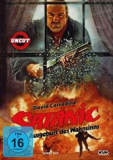 Satanic - Ausgeburt des Wahnsinns, DVD