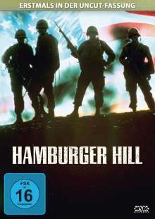 Hamburger Hill, DVD